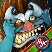 RyeBooks:海燕出版社:过大年 -by Rye Studio™