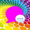 Color Text Message HD App - Colorful Ebuddy Texting Nimbuzz Msg