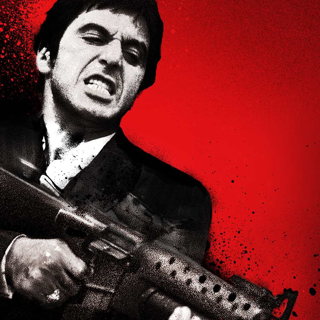 Scarface by fuse powered inc - Scarface images ...