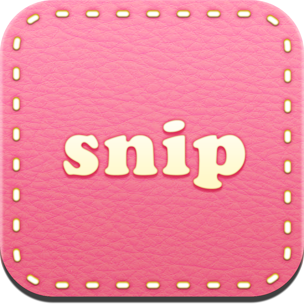 可愛いスタンプ画像検索アプリ Snip スタンプ 絵文字 壁紙 写真 デコメ 顔文字デコ おもしろ 系 レス画像が無料で検索 Twitter Facebook メッセンジャーに簡単画像送信 Iphone最新人気アプリランキング Ios App