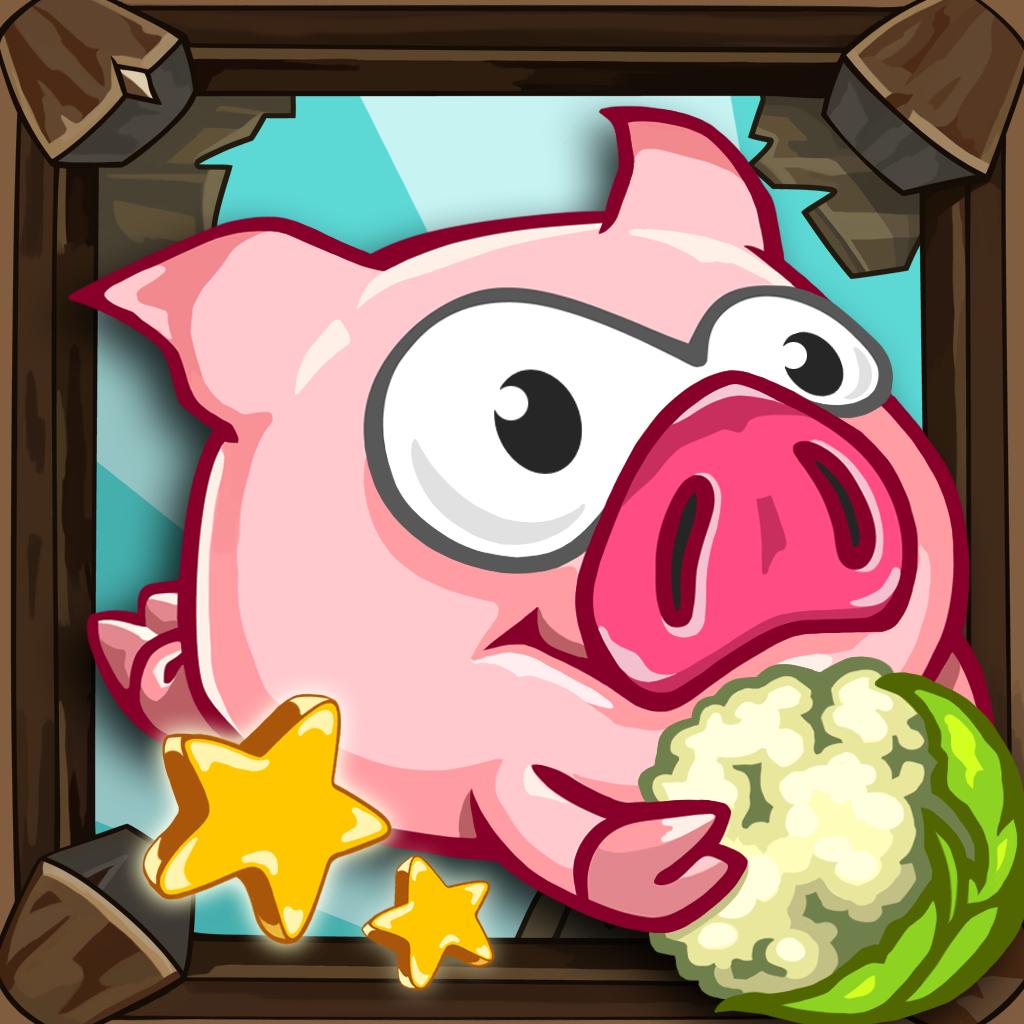 弹射猪:Pig Shot