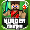 Imagine Ink - Hunter Games - Mini Mine Survival Shooter Game in 3D Pixel Blocks artwork