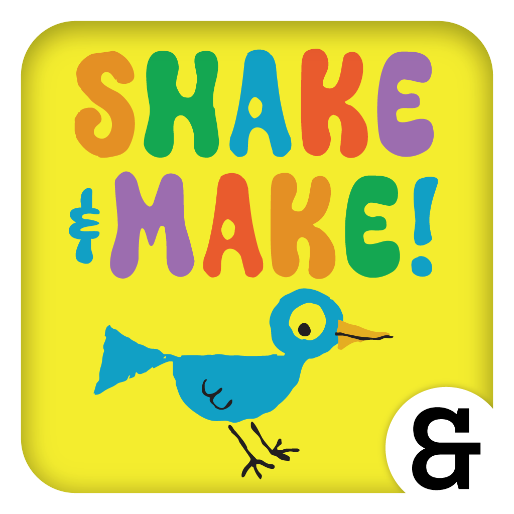 Ed Emberley's Shake & Make