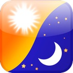 Day and night world map free iphone app app decide app store rating gumiabroncs Gallery