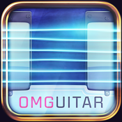 OMGuitar - Digital Guitar with FX, chord sets, autoplay, note bending