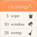 お掃除計画カレンダー 『クリカレ』