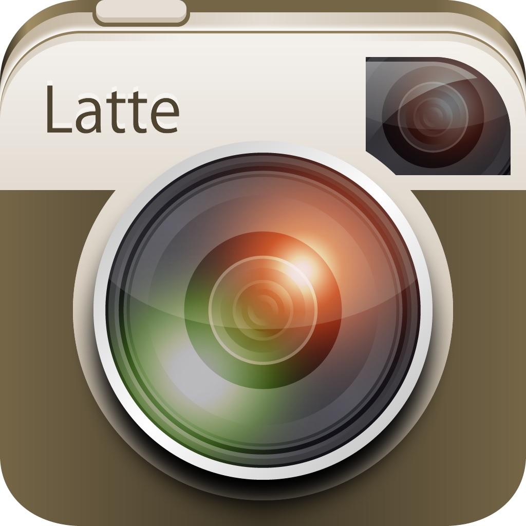 Latte camera - 一眼レフで撮影したかのような本格的な写真に加工できる無料カメラアプリ
