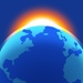 Living Earth - Clock & Weather - Radiantlabs, LLC