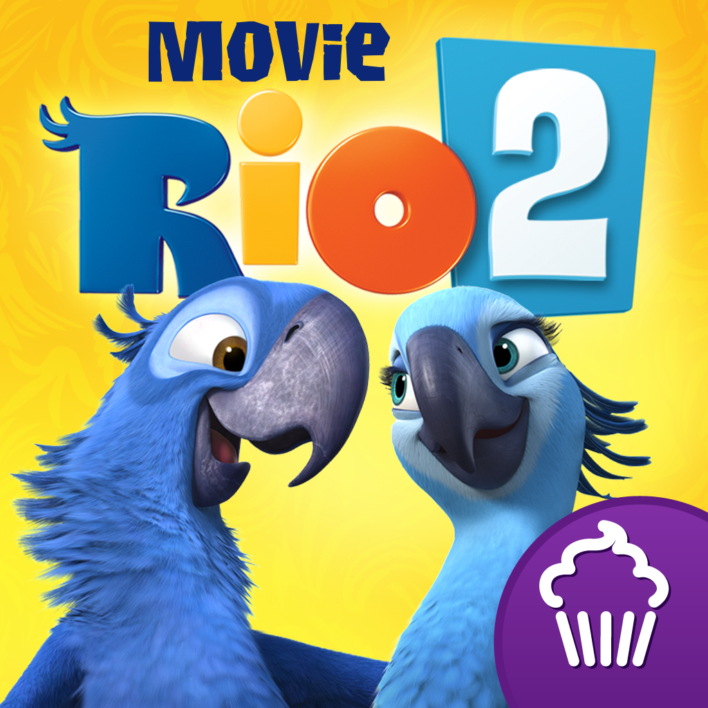 RIO 2 (Official App for the Movie) iOS App