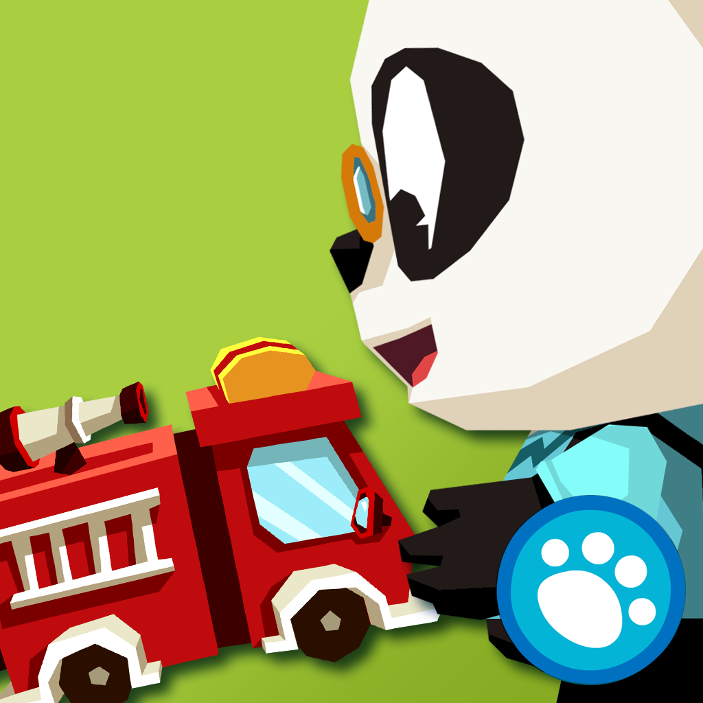 Dr. Panda's Toy Cars