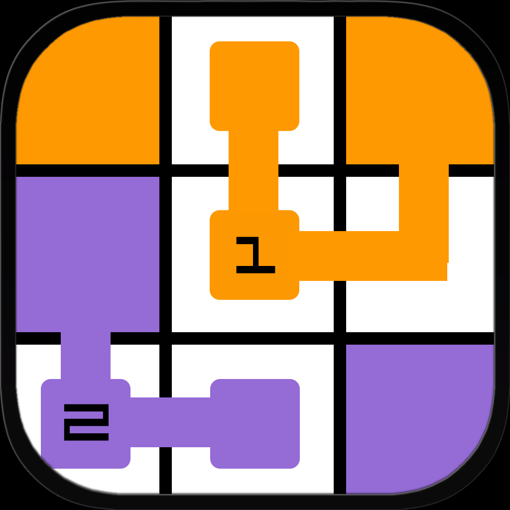 Game color squares - App Icon