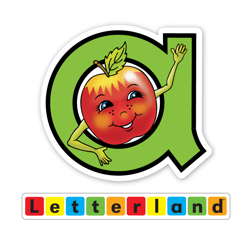 Letterland Stories: Annie Apple - Gazoob Limited