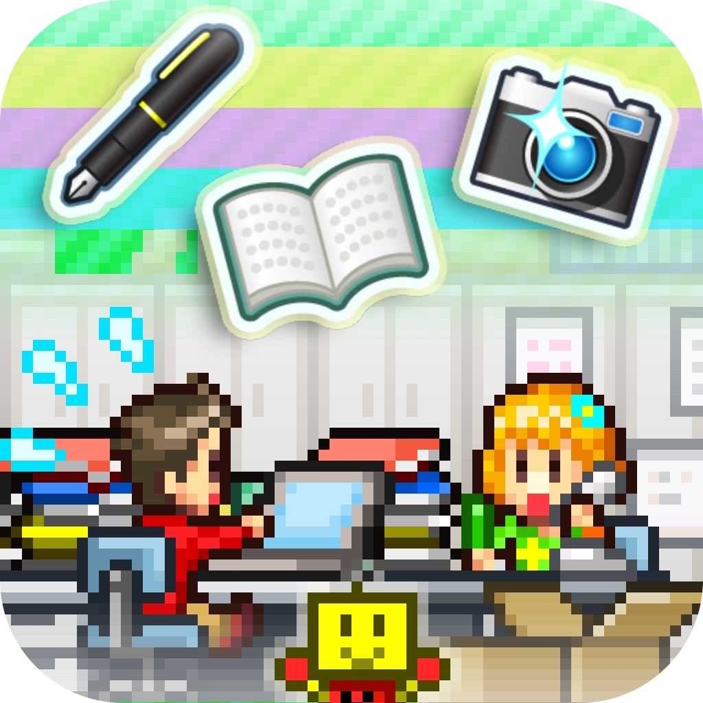 Magazine Mogul - Kairosoft Co.,Ltd