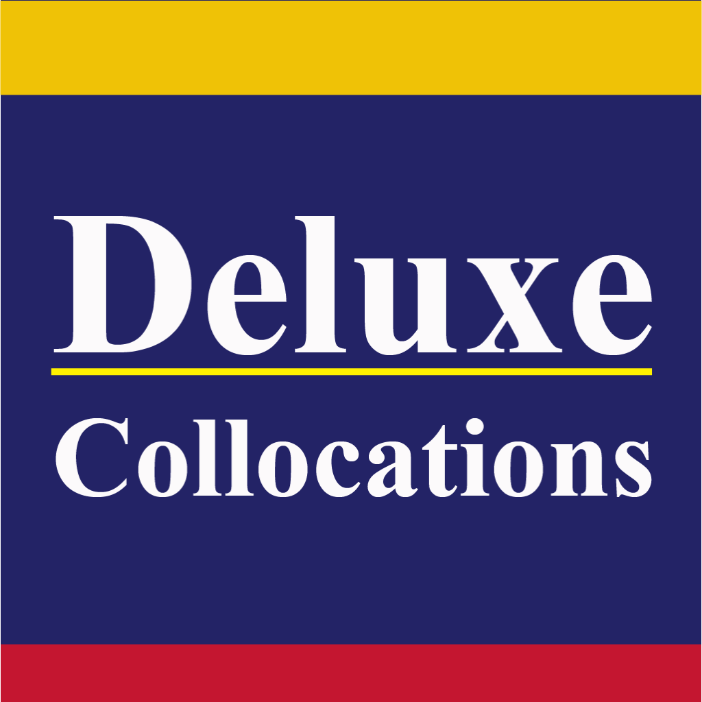 English Collocations Dictionary Deluxe - Van Dang