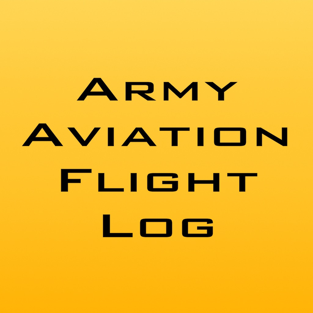 Army Aviation Flight Log
