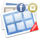 Social Collage Free - for Instagram and Facebook