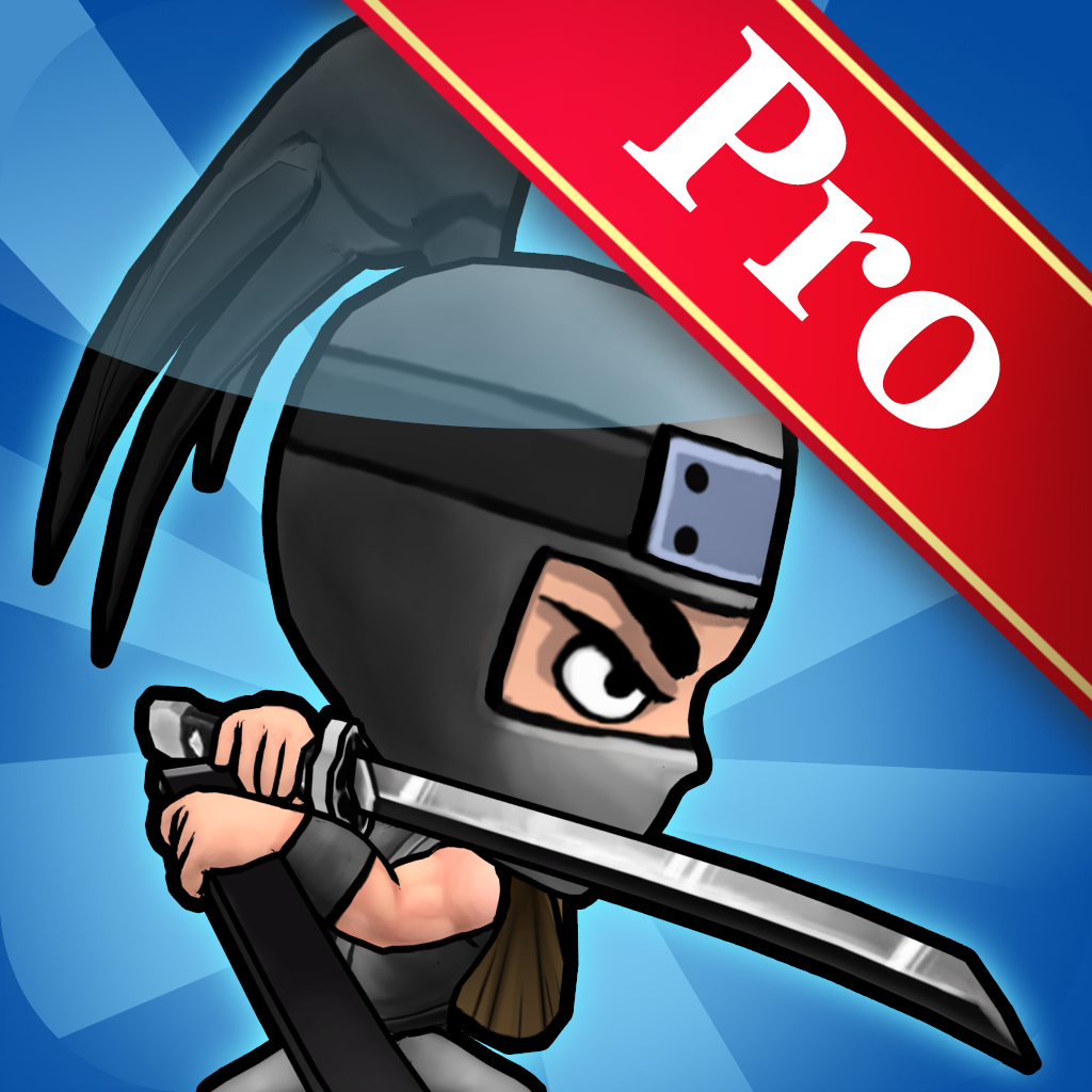 Last Ninja Pro -- funny rush ninja vs zombies games