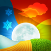 Relax Melodies Seasons: Mix Rain, Thunderstorm, Ocean Waves and Nature Ambient Sounds for Sleep, Relaxation & Meditation - iLBSoft