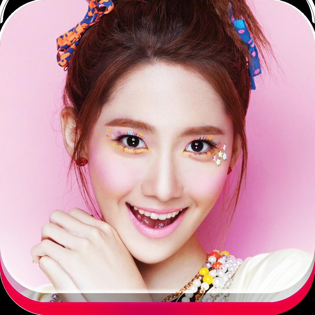 韩国时尚彩妆