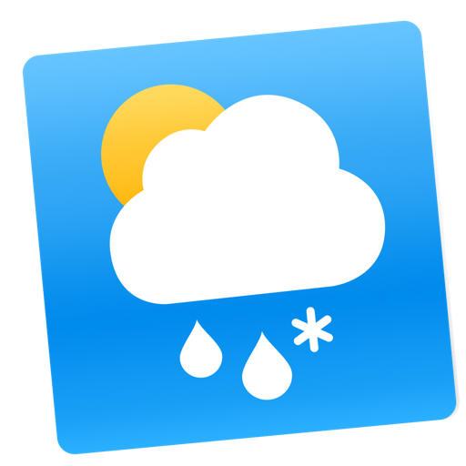 Forecasted: Detailed Forecast Information in Your Menubar