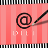 ダイエット女子が痩せた魔法のアプリ[無料で記録]@DIET - M-style CO., LTD.