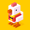 Crossy Road - Endless Arcade Hopper - HIPSTER WHALE