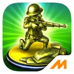 Toy Defense: Relaxed Mode – strategy for iPhone / iPad