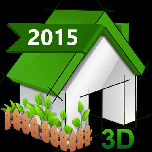 Architekt 3D Gartendesigner 2015