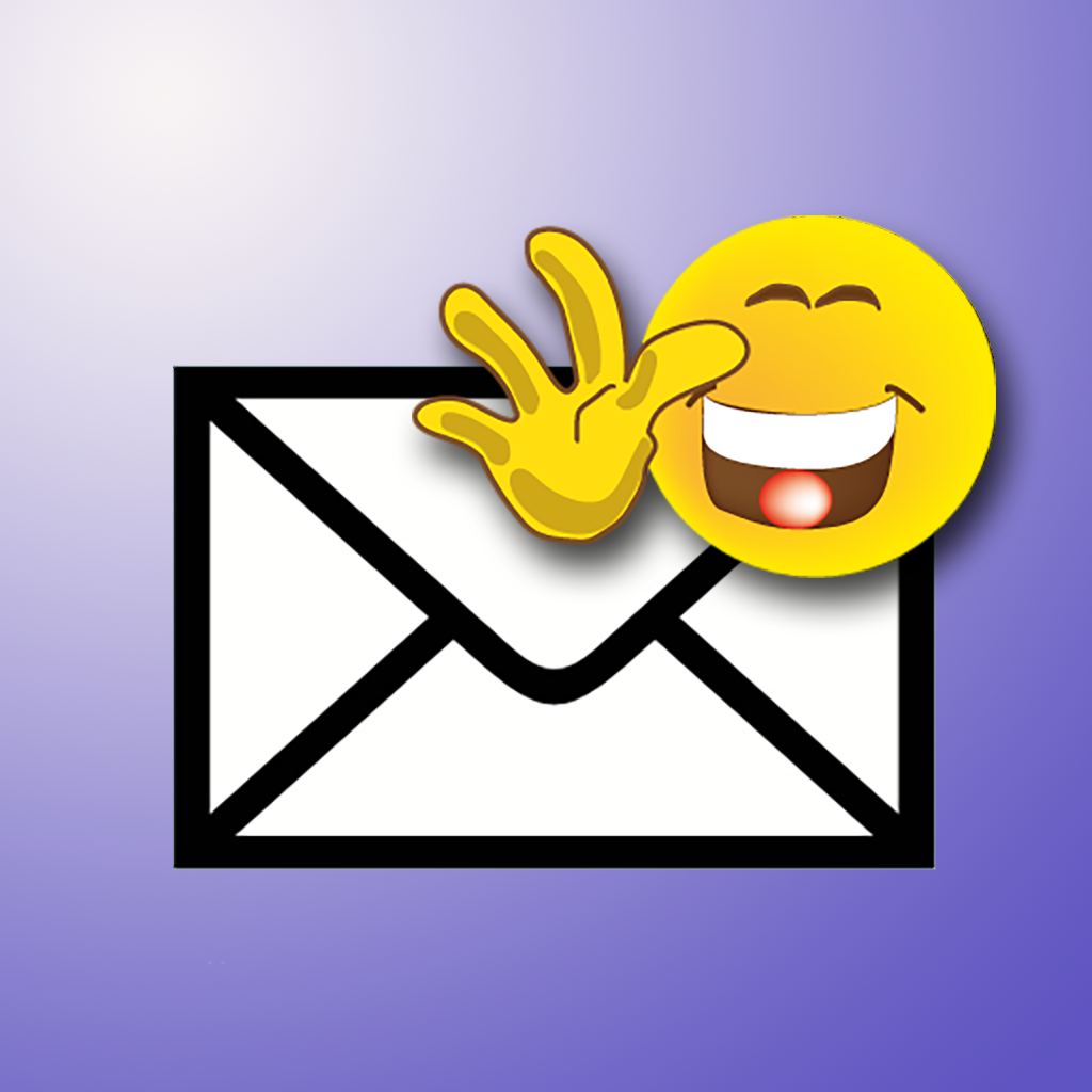 Amusing email vector pics