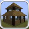 Jim Hoskins - Houses for Minecraft - Advanced Building Guide artwork
