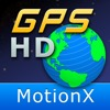 MotionX GPS HD for iPad
