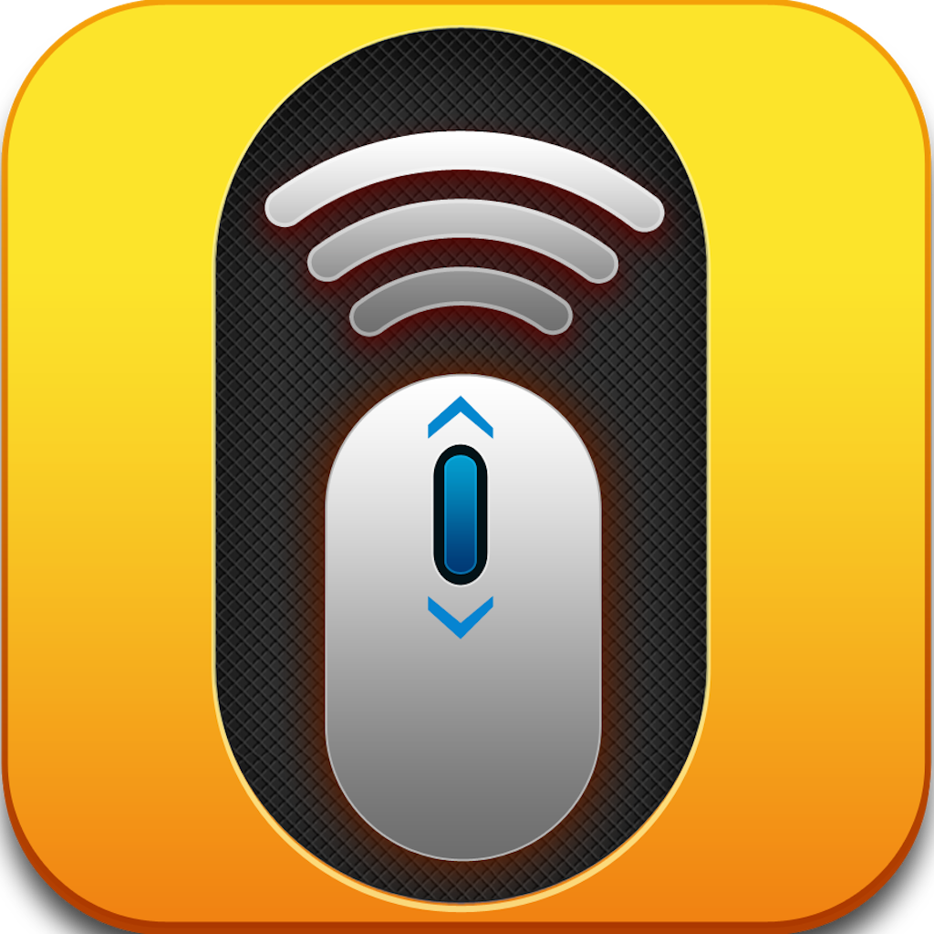 WiFi Mouse Pro(Wireless Mouse/Trackpad/Keyboard) - shimeng wa...