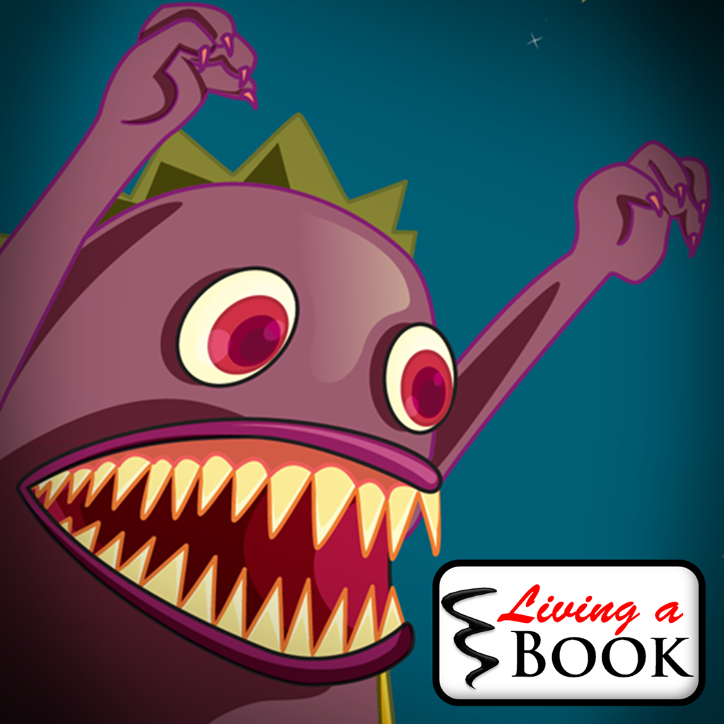 The Monster and the Cat HD - Living a Book
