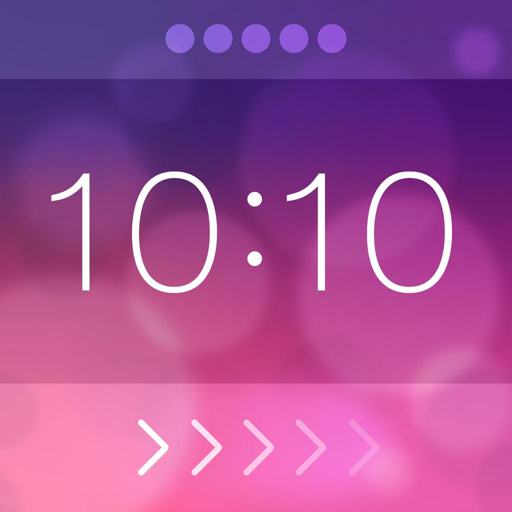 ロック画面デザイナー 無料テーマ Iphone Ios8用のクールな壁紙や背景 デベロッパー Mannix Consultants Inc