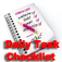 Daily Task Checklist.Daily Task To-Do List.Daily Task Manager