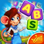 AlphaBetty Saga for iPhone / iPad