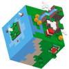 蓝图—经典掌上积木完美诠释搭建类玩具