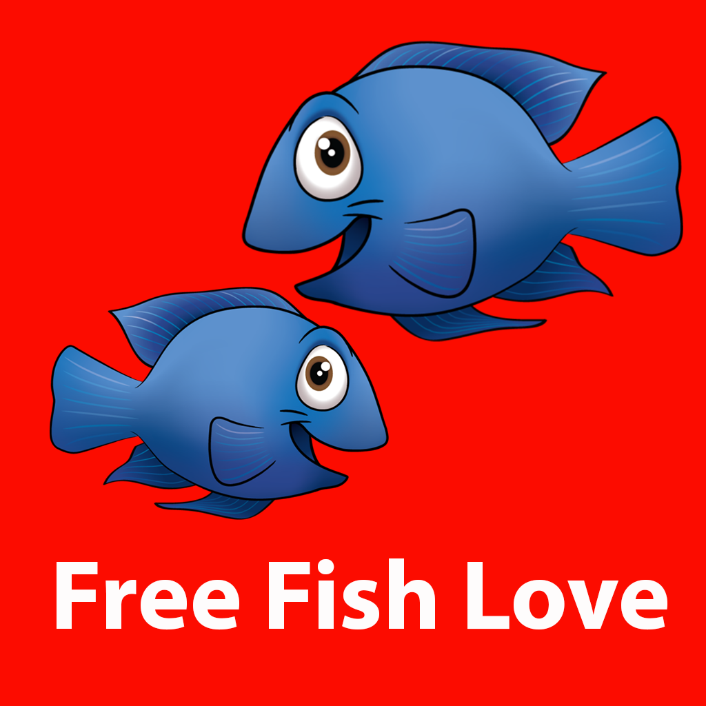 Free fish love by le ngoc trung for I love the fishes