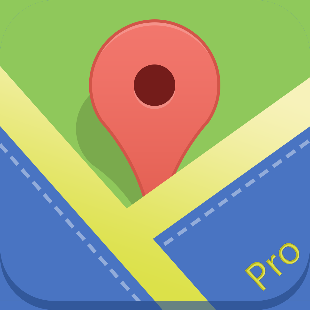 Offline Maps Pro - for Google Edition with Directions and Off...