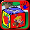 学龄前 ABC 数字和字母拼图游戏-教年幼的孩子字母表、 计数和拼图形状 For Mac