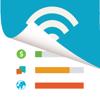 My Data Manager - あなたのモバイルデータの使用状況を追跡し、お金を節約する - Mobidia Technology