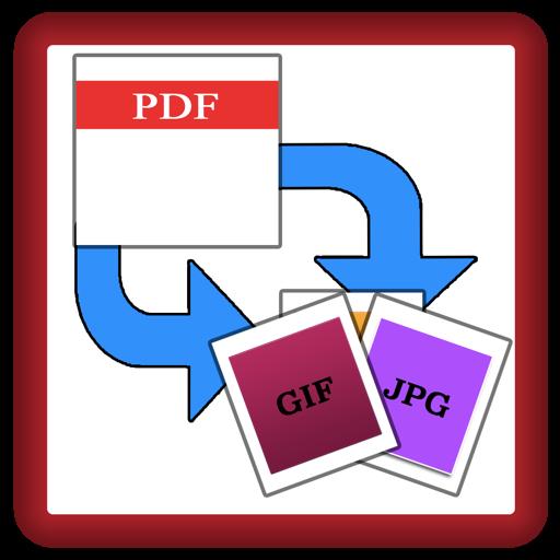 PDF 2 Image Converter : Convert PDF into JPG / PNG Easily, Create