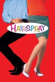John Waters - Hairspray (1988)  artwork