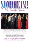 Stephen Sondheim, Bernadette Peters, Elaine Stritch, Patti LuPone, Mandy Patinkin, David Hyde Pierce, Audra McDonald, Joanna Gleason, George Hearn & Lonny Price - Sondheim: The Birthday Concert  artwork