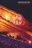 Michael Drumm - John Butler Trio: Live At Red Rocks  artwork