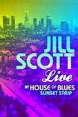 Jill Scott - Jill Scott: Live At House of Blues, Sunset Strip (Live Nation Studios)  artwork