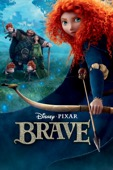 Pixar - Brave  artwork