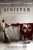 Scott Derrickson - Sinister  artwork
