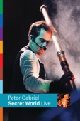 Peter Gabriel - Secret World Live  artwork