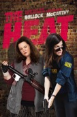 Paul Feig - The Heat  artwork